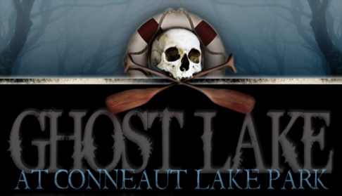 Ghost Lake Event at Conneaut Lake Park Skull